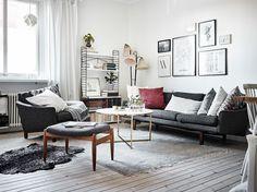 Bostadsrätt, Björcksgatan 56 A i Göteborg - Entrance Fastighetsmäkleri