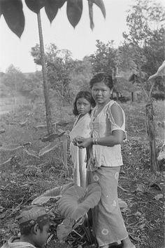 Fotoreportage Kebon Selada en Kota Batoe. December 1946