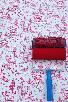 Patterned Paint Rollers | 26 Things On Etsy You Need To Buy Right Now