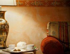 Hotel Fattoria Stocchi - Sala da Thè