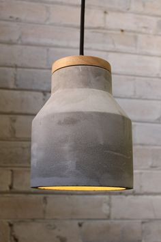 You can still enjoy concrete décor in tiny details, like your lighting. Fat Shack Vintage features an array of concrete-themed pieces designed to go with your contemporary bathroom. Exposed Bulb, Globe Lights, Timber Pendant Lighting, Cord Light, Concrete, E27 Light Bulb, Concrete Pendant Light, Pendant Light, Concrete Pendant