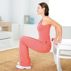Why pay a pricey gym membership when you can slim down with these easy, at-home exercises?