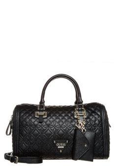 2b7193b0b77e SUNSET - Handbag - black Guess Handbags