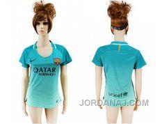 http://www.jordanaj.com/womens-barcelona-blank-sec-away-soccer-club-jersey.html WOMEN'S BARCELONA BLANK SEC AWAY SOCCER CLUB JERSEY Only 18.68€ , Free Shipping!