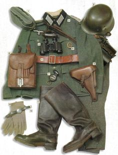 German Officer