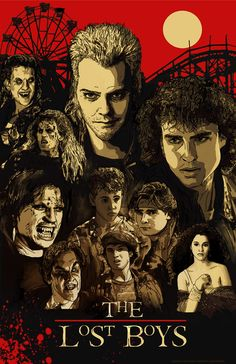 The Lost Boys by Steve Jencks