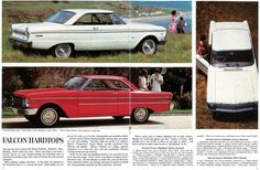 1965 Ford Falcon XP Brochure