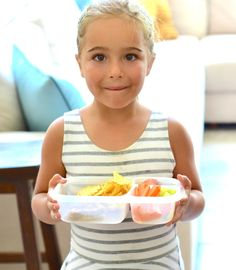 Healthy Lunches Delivered Right To Your School in Los Angeles. Packed in @easylunchboxes