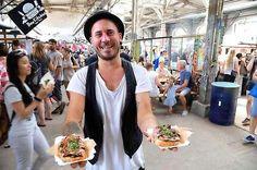 STREETFOOD • • • Berlin Village Market • • •Good Fun! Zum ersten Mal! Streetfood-Village auf dem RAW-Gelände in Friedrichshain.
