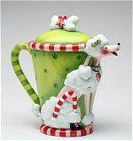 Animal Teapots | Animal Teapots from Badger to Zebra Teapots Unique, Chocolate Pots, Chocolate Coffee, Christmas Tea, Teapots And Cups, Cookie Jars, High Tea, Tea Time, Tea Cups