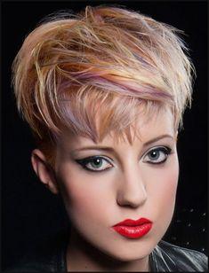 Einfache Frisuren für kurzes Haar 2018-2019 - Frisuren Stil Haar | Einfache Frisuren