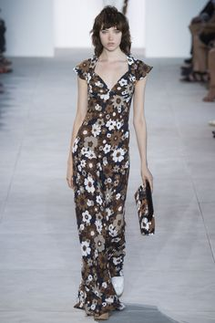 The Top Runway Trends of Spring 2017: The Wallflowers - Michael Kors Collection