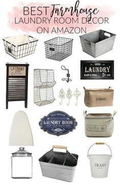 Laundry Room Design: Check out the BEST farmhouse laundry room decor on. Laundry Room Remodel, Laundry Decor, Laundry Closet, Laundry Room Organization, Laundry Room Design, Organizing, Laundry Room Decorations, Laundry Shop, Laundry Bin