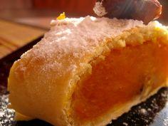 Romanian Food, Romanian Recipes, Biscotti, Cornbread, Nutella, Caramel, Food And Drink, Pudding, Pumpkin