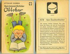 ddr kinderbücher | DDR Kinderbuch Buch Ottokar Domma Vom braven Schüler Ottokar 1984 ...