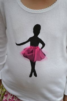 A certain little lady would love this shirt!