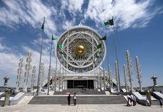 Туркменистан: Путешествие по одной из самых закрытых стран