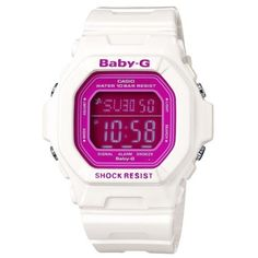 Casio Women's Baby-G Watch BG5601-7 Casio. $75.02. Case Diameter - 43 MM. Casio Baby-G Collection