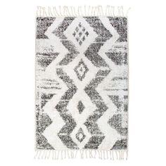 HKliving Badmat 110 x 75 cm - Zigzag
