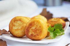 Gebackene #Kartoffelblätter schmecken köstlich mit Sauerkraut. Ein Rezept, das in Vergessenheit geraten ist,