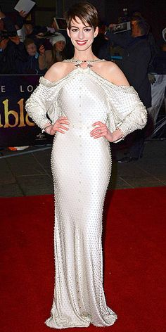 Anne Hathaway's Les Mis Looks: From Jaw-Dropping to Head-Scratching | Anne Hathaway