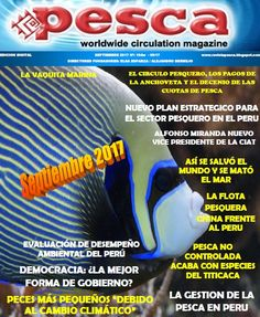 Revista Pesca septiembre 2017. https://www.yumpu.com/es/document/view/59392058/revista-pesca-setiembre-2017