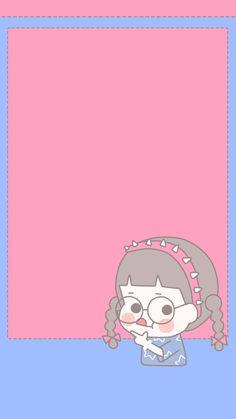 4b Funny Iphone Wallpaper, K Wallpaper, Kawaii Wallpaper, Cartoon Wallpaper, Pattern Wallpaper, Wallpaper Backgrounds, Movie Wallpapers, Cute Wallpapers, Anime School Girl