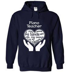 Proud Be A Piano Teacher