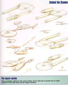 Concept Art NCC-1701