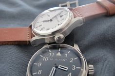 Check out the English brand Meridian Watches