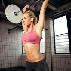 This Is What Women Who Lift Weights Actually Look Like