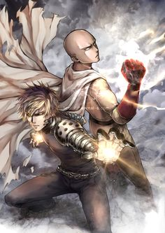 One Punch Man !!! by Eternal-S.deviantart.com on @DeviantArt