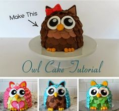 Owl-Cake-Tutorial