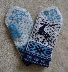 NORWEGIAN Scandinavian Hand Crafted 100% wool HAT and MITTENS Fur Pom Pom, Sheep Wool, Fox Fur, All Design, Warm And Cozy, Different Styles, Mittens, Reindeer, Folk Art