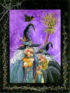 Magickal Witches| Bentley Licensing Group