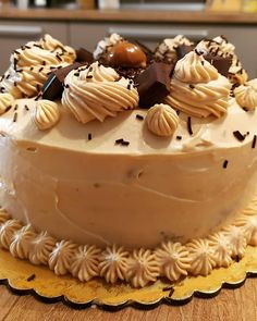 Greek Sweets, Greek Recipes, No Bake Cake, Nutella, Sweet Home, Food And Drink, Pie, Cooking Recipes, Favorite Recipes
