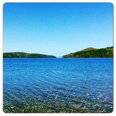 So serene at the Quabbin Reservoir ~ taken by Joelle Moran
