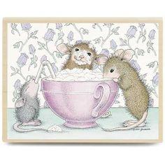 Mice Cappuccino