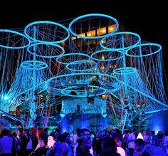 Una escultura capaz de purificar más de 11 mil litros de agua en 4 días
