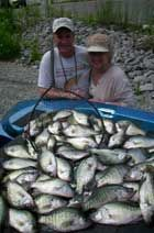 Crappie Fishing Tips and Tricks #looks like dinner to me!