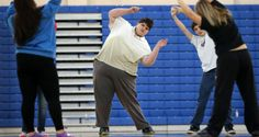 Entire High School Rallies Together To Help 510-Lb. Classmate Become Healthier
