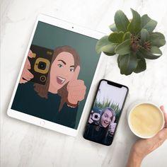 Polaroid Film, Illustrations, Illustration, Illustrators