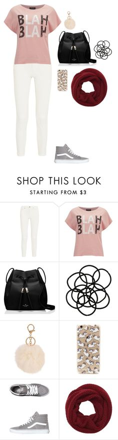 """""""Untitled #19"""" by mia-tox ❤ liked on Polyvore featuring Acne Studios, VILA, Kate Spade, Monki, Armitage Avenue, Forever 21, Vans and Wyatt"""