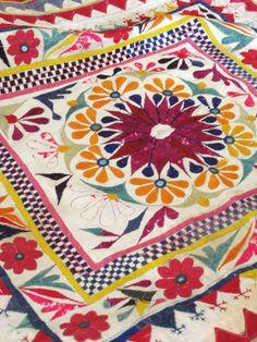vint indian pattern