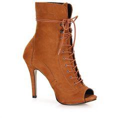Summer Boots Feminina Brenda Lee - Caramelo