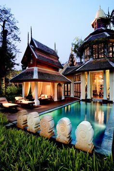 Mandalay Residence, Mandarin Oriental Dhara Dhevi, Chiang Mai, Thailand