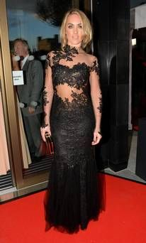 Red carpet veteran Kathryn Thomas left nothing to chance with her Style Awards gown which has turned fashion newcomer Lya Solis into red hot property overnight. Prom Dresses, Formal Dresses, Press Release, Her Style, Vip, Red Carpet, Awards, Gowns, Running