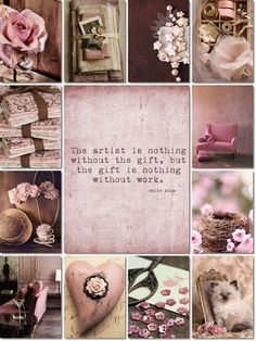 ❧ Collages de photos ❧ moodboard ⚬Brown and Pink⚬ by AT Pot Pourri, Color Collage, Quote Collage, Mood Colors, Beautiful Collage, Colour Board, Pink Brown, Belle Photo, My Favorite Color