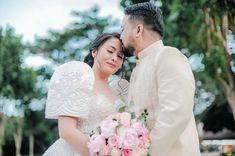 An Elegant Filipiniana Wedding with a Deep Burgundy Theme Wedding Blog, Wedding Styles, Wedding Planner, Elegant Wedding Dress, Wedding Gowns, Filipiniana Wedding, Bridal Car, Bride And Breakfast, Rose Photos