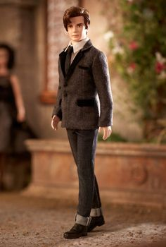 Gianfranco Ken Doll Almost looks mid-sixties early Mod.